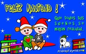 Feliz Navidad de Amigos