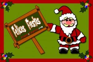 Feliz Navidad,  Papá Noel
