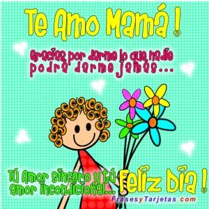 Tarjetas y postales para el día de la madre
