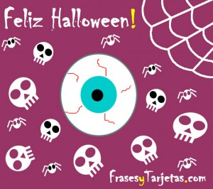 Feliz Halloween con Calaveras!