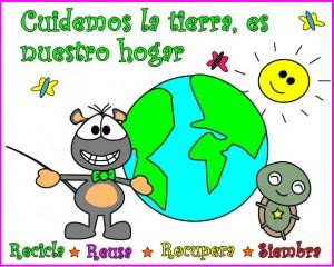 Imágenes para festejar el día mundial del medio ambiente
