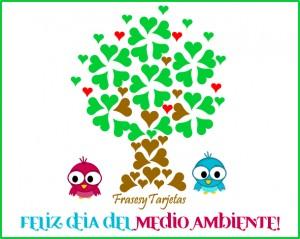 Mensajes para el día del medio ambiente