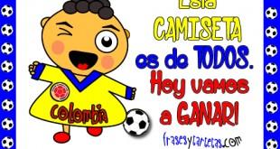 Imágenes de hoy juega Colombia