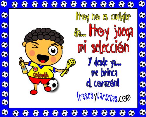 Imagen de hoy juega Colombia
