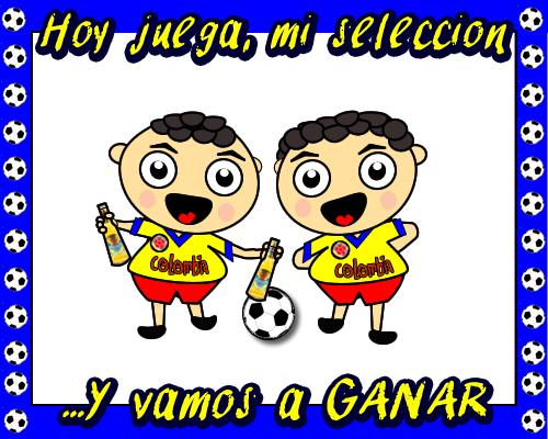 imagenes de hoy juega colombia