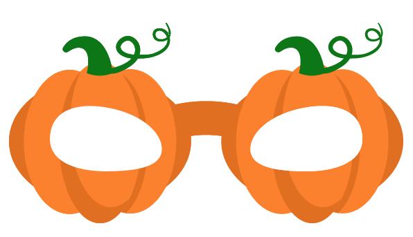 mascara de calabaza para halloween